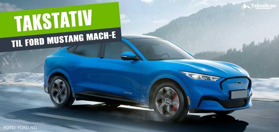 Derfor Er Nye Mustang Mach E Allerede En Elbilsuksess Ford