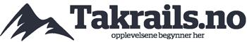 Takrails logo