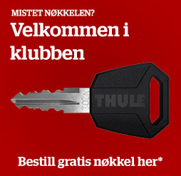 Gratis Thule nøkkel når du har mistet den - takrails.no