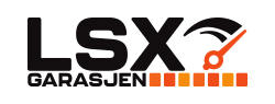 LSXgarasjen nettbutikk