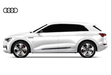 Takstativ til Audi e-tron