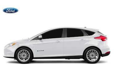 Takstativ til Ford Focus elbil