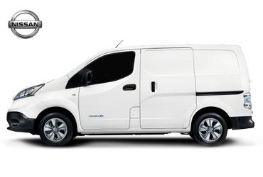 Takstativ til Nissan eNV200