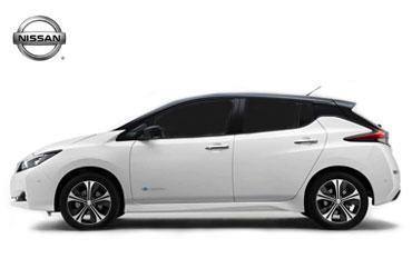 Takstativ til Nye Nissan LEAF