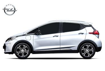 Takstativ til Opel Ampera-e