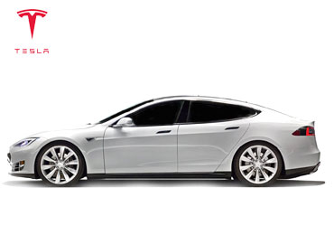 Takstativ Tesla Model S