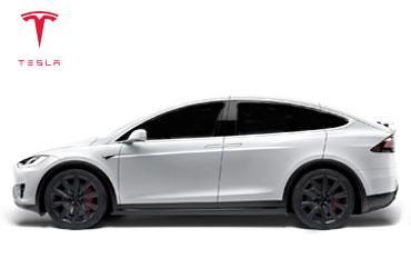 Takstativ Tesla Model X
