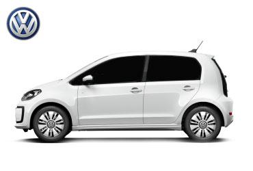 Takstativ til Volkswagen e UP elbil